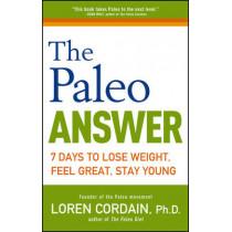 Paleo Answer by Loren Cordain, 9781118404157