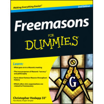 Freemasons For Dummies by Christopher Hodapp, 9781118412084