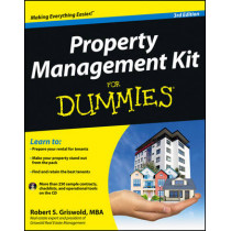 Property Management Kit For Dummies by Robert S. Griswold, 9781118443774