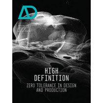 High Definition: Zero Tolerance in Design and Production by Bob Sheil, 9781118451854