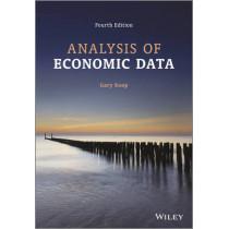 Analysis of Economic Data by Gary Koop, 9781118472538