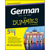 German All-in-One For Dummies: with CD by Wendy Foster, 9781118491409