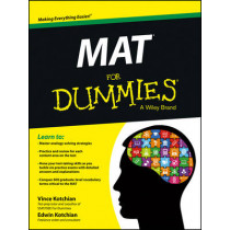 MAT For Dummies by Vince Kotchian, 9781118496756