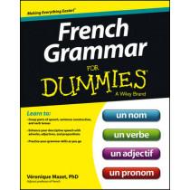 French Grammar For Dummies by Veronique Mazet, 9781118502518