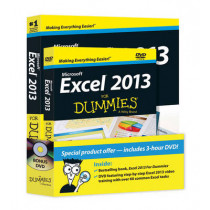 Excel 2013 For Dummies by Greg Harvey, 9781118559802