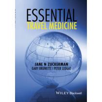 Essential Travel Medicine by Jane N. Zuckerman, 9781118597255