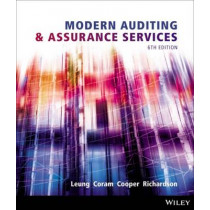 Modern Auditing and Assurance Services by Philomena Leung, 9781118615249