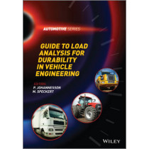 Guide to Load Analysis for Durability in Vehicle Engineering by Par Johannesson, 9781118648315