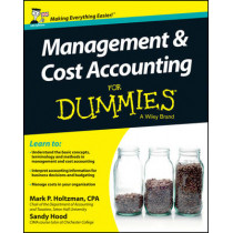 Management and Cost Accounting For Dummies by Mark P. Holtzman, 9781118650493