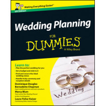 Wedding Planning For Dummies by Dominique Douglas, 9781118699515