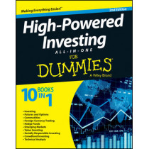High-Powered Investing All-in-One For Dummies by Consumer Dummies, 9781118724675
