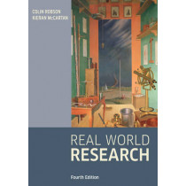 Real World Research by Colin Robson, 9781118745236