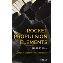 Rocket Propulsion Elements by George P. Sutton, 9781118753651