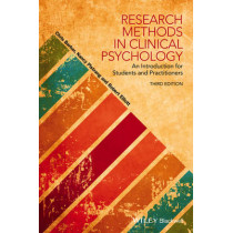 Research Methods in Clinical Psychology: An Introduction for Students and Practitioners by Chris Barker, 9781118773208