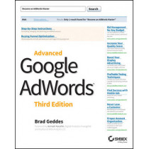 Advanced Google AdWords by Brad Geddes, 9781118819562