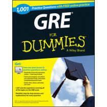 1,001 GRE Practice Questions For Dummies with Free Online Practice by Consumer Dummies, 9781118825686