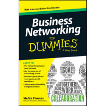 Business Networking For Dummies by Stefan Thomas, 9781118833353