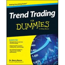 Trend Trading For Dummies by Barry Burns, 9781118871287