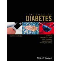 Textbook of Diabetes by Richard I. G. Holt, 9781118912027