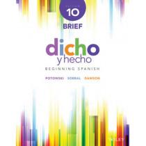 Dicho y hecho: Beginning Spanish by Kim Potowski, 9781118932889