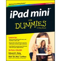 iPad mini For Dummies by Edward C. Baig, 9781118933527