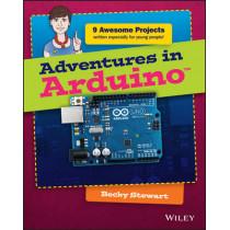 Adventures in Arduino by Becky Stewart, 9781118948477