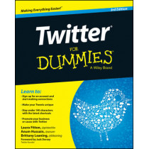 Twitter For Dummies by Laura Fitton, 9781118954836