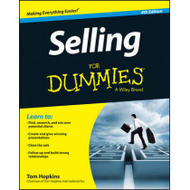 Selling For Dummies by Tom Hopkins, 9781118967232