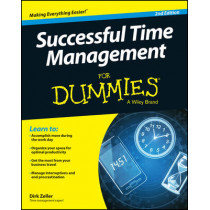 Successful Time Management For Dummies by Dirk Zeller, 9781118982662