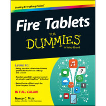 Fire Tablets For Dummies by Nancy C. Muir, 9781119008255