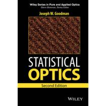 Statistical Optics by Joseph W. Goodman, 9781119009450