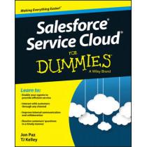 Salesforce Service Cloud For Dummies by Jon Paz, 9781119010685