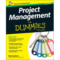 Project Management for Dummies - UK by Nick Graham, 9781119025733