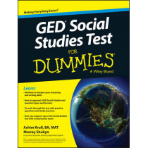 GED Social Studies For Dummies by Achim K. Krull, 9781119029830