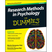 Research Methods in Psychology For Dummies by Martin Dempster, 9781119035084