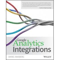 Google Analytics Integrations by Daniel Waisberg, 9781119053064