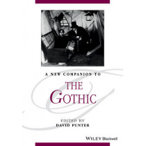 A New Companion to The Gothic by David Punter, 9781119062509