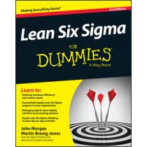 Lean Six Sigma For Dummies by John Morgan, 9781119067351