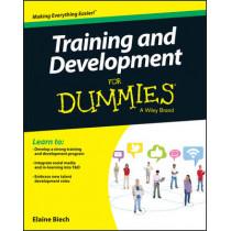 Training and Development For Dummies by Elaine Biech, 9781119076339