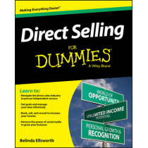 Direct Selling For Dummies by Belinda Ellsworth, 9781119076483