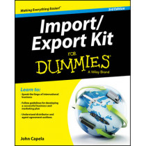 Import / Export Kit For Dummies by John J. Capela, 9781119079675