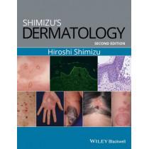 Shimizu's Dermatology by Hiroshi Shimizu, 9781119099055