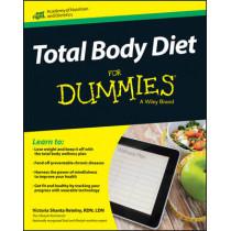 Total Body Diet For Dummies by Victoria Shanta Retelny, 9781119110583