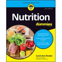 Nutrition For Dummies by Carol Ann Rinzler, 9781119130246