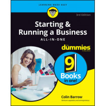 Starting and Running a Business All-in-One For Dummies by Colin Barrow, 9781119152156