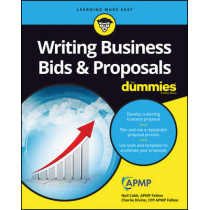 Writing Business Bids and Proposals For Dummies by Neil Cobb, 9781119174325
