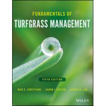 Fundamentals of Turfgrass Management by Nick E. Christians, 9781119204633