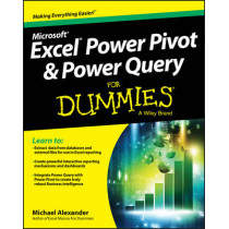 Excel Power Pivot and Power Query For Dummies by Michael Alexander, 9781119210641
