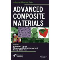 Advanced Composite Materials by Ashutosh Tiwari, 9781119242536
