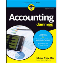 Accounting For Dummies by John A. Tracy, 9781119245483